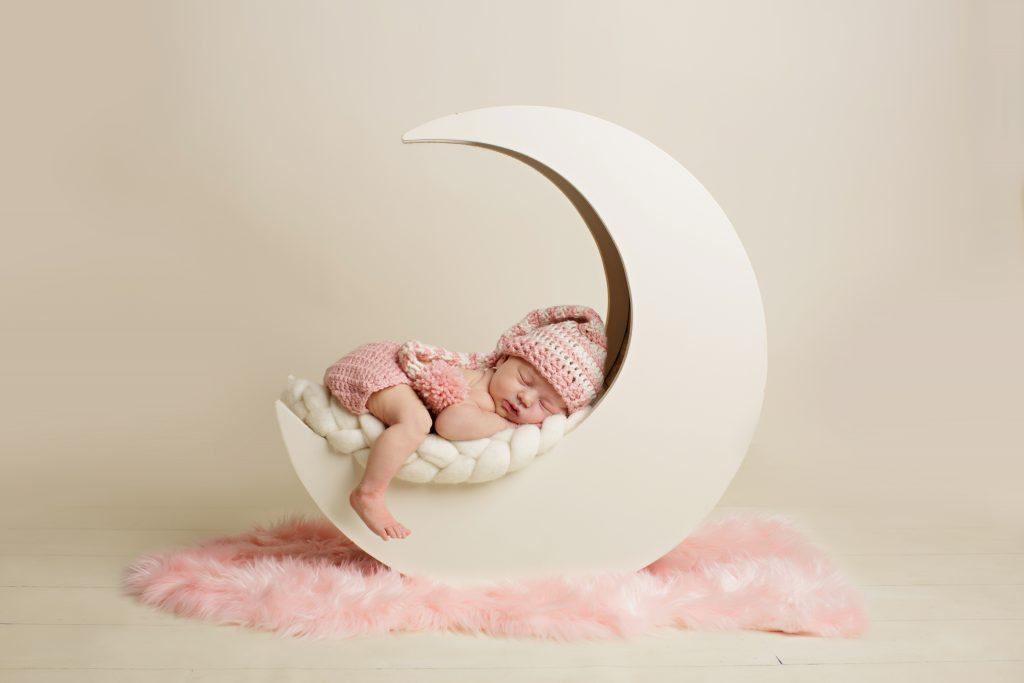 Fotografia newborn é algo seríssimo