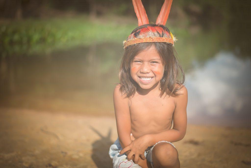 Memórias Fotográficas: Mães Indígenas de Katia Lopes - foto 01