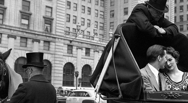 Vivian Maier para te inspirar a sair e a fotografar